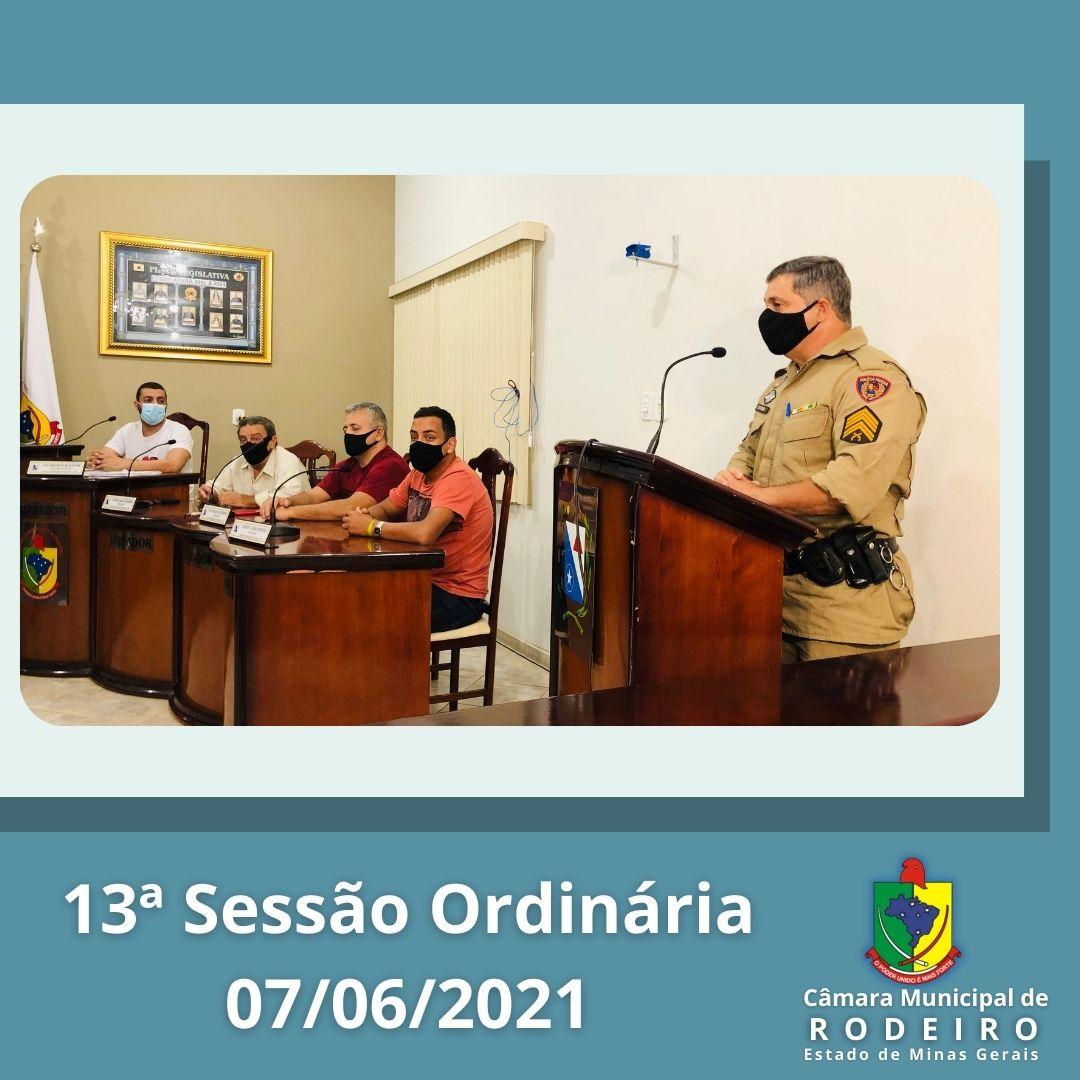 Sessão Ordinária