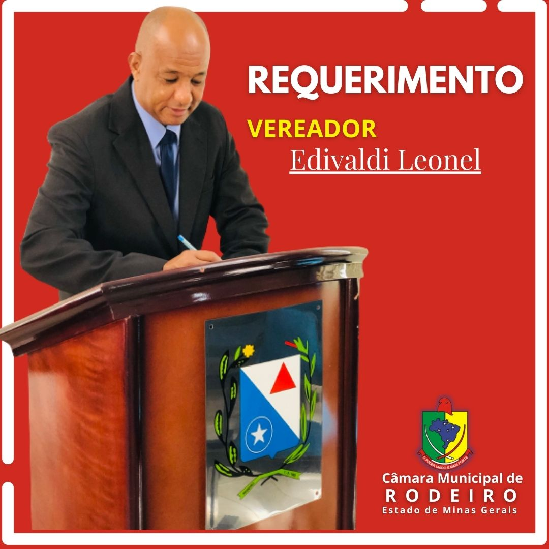 Requerimento 032/2021