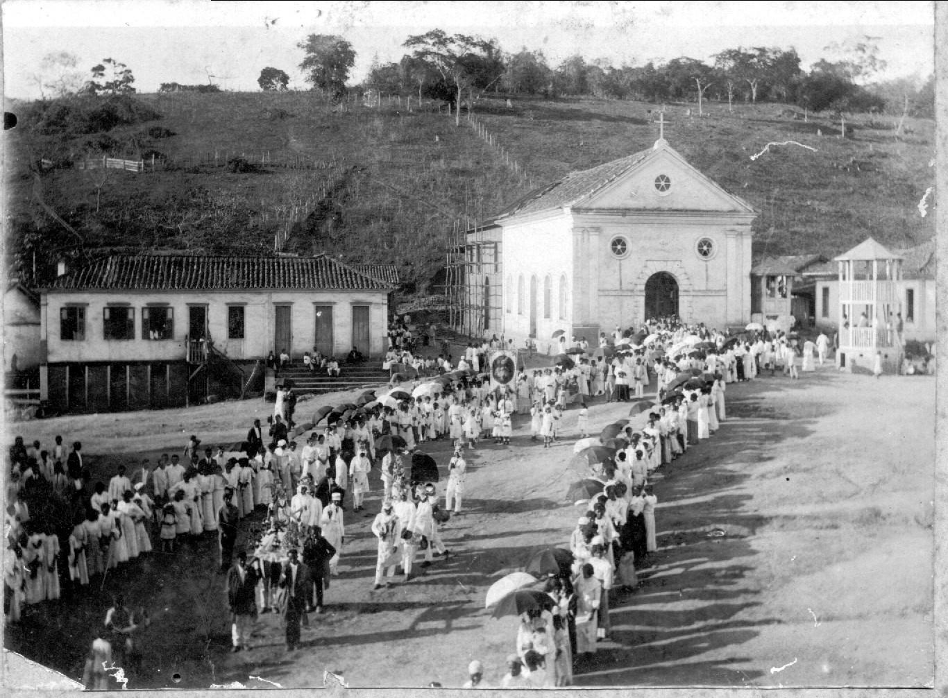 História de Rodeiro